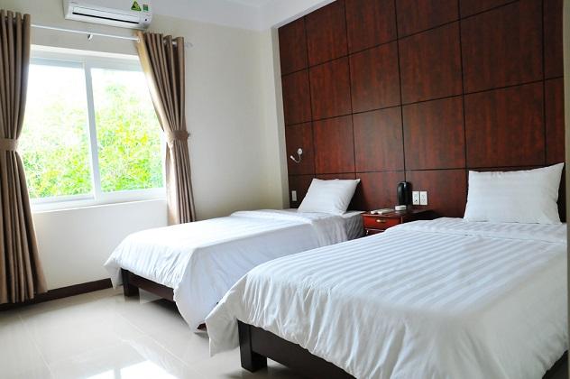 Combo Khách sạn Gold Beach Phú Quốc
