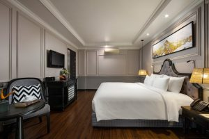 Combo Hà Nội Imperial Hotel & Spa 2N1Đ + Vé máy bay
