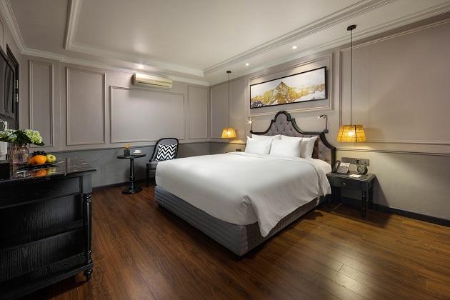 Combo Khách sạn Imperial Hà Nội