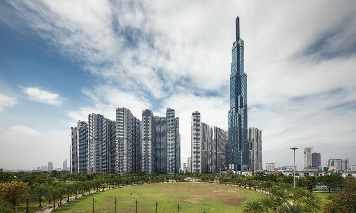 Đón giao thừa 2021 Vinpearl Luxury Landmark 81