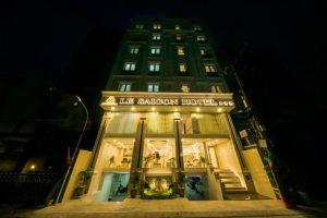 Combo 3N2Đ Le Saigon Hotel + Vé máy bay khứ hồi
