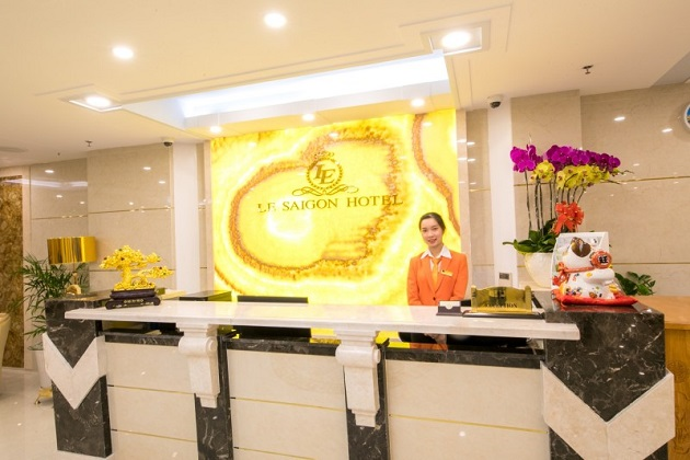 Combo Khách sạn Le Saigon