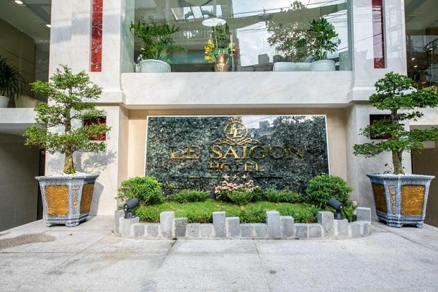 Khách sạn Le Saigon