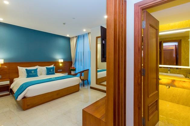 Combo Khách sạn Mandila Đà Nẵng 3N2Đ
