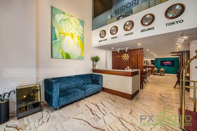 Khách sạn Midori Hà Nội
