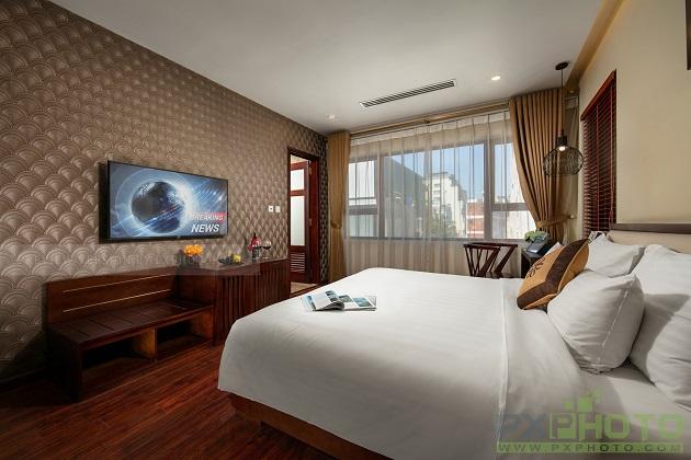 Combo Khách sạn Midori Hà Nội 2N1Đ