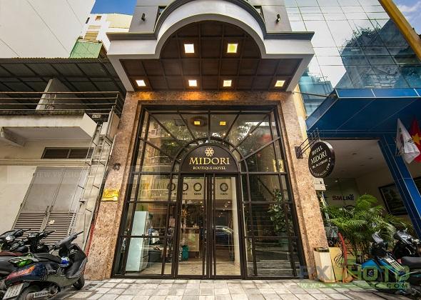 Combo Khách sạn Midori Hà Nội