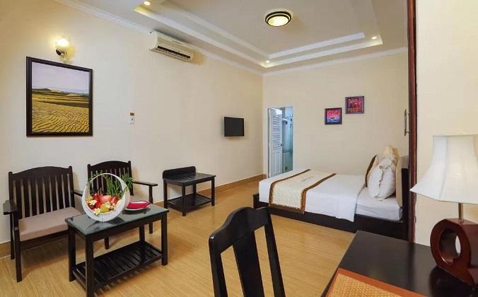 Khách sạn Mũi Né de Century Resort