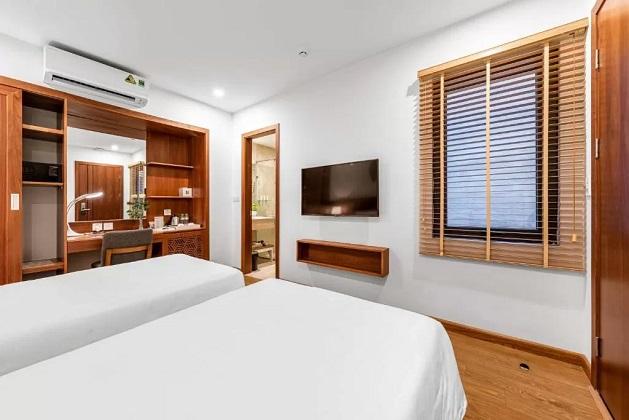 Combo Khách sạn Nature Hà Nội