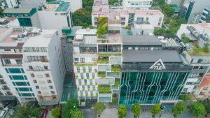 Combo Hà Nội Khách sạn Nature 2N1Đ + Vé máy bay