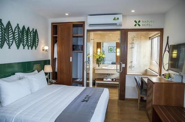 Combo Khách sạn Nature Hà Nội 2N1Đ