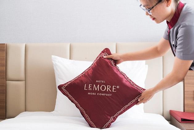 Combo Khách sạn Nha Trang Lemore