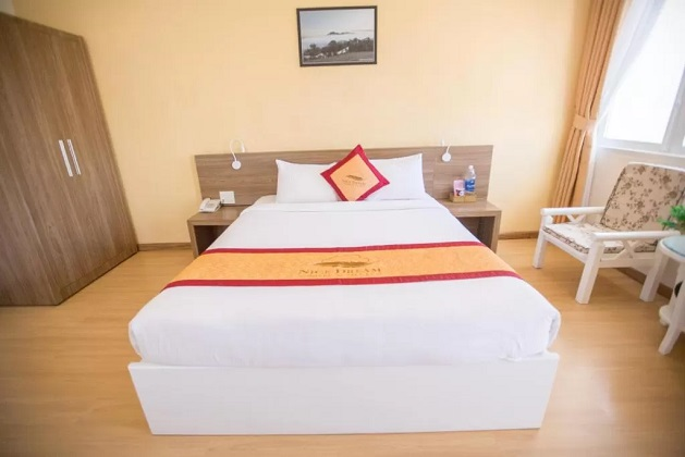 Combo Khách sạn Nice Dream Đà Lạt 3N2Đ