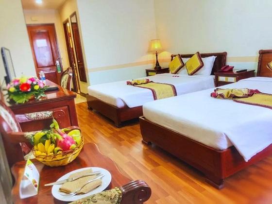 Khách sạn Ninh Kiều 2 Cần Thơ