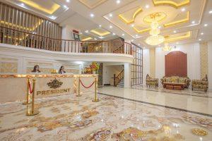 Combo Khách sạn Đà Lạt President 3N2Đ + Vé máy bay giảm 35%