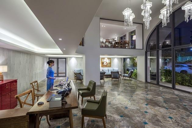 Combo Khách sạn Salmalia Boutique Đà Nẵng