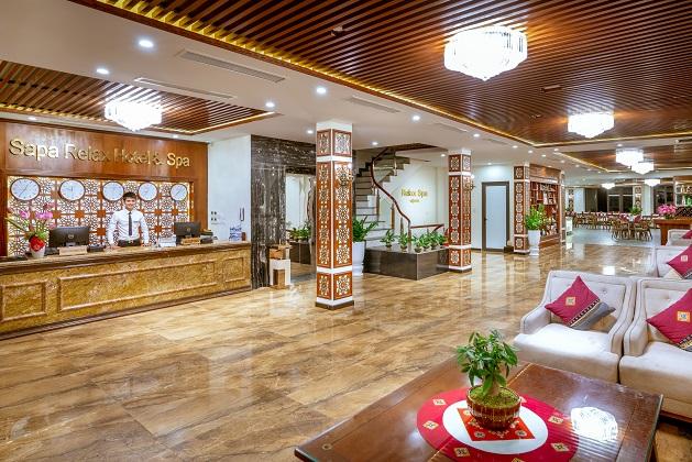 Combo Khách sạn Sapa Relax