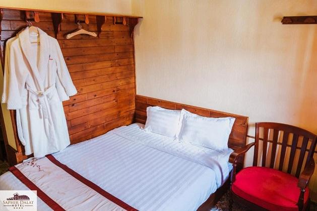 Combo Khách sạn Saphir Đà Lạt