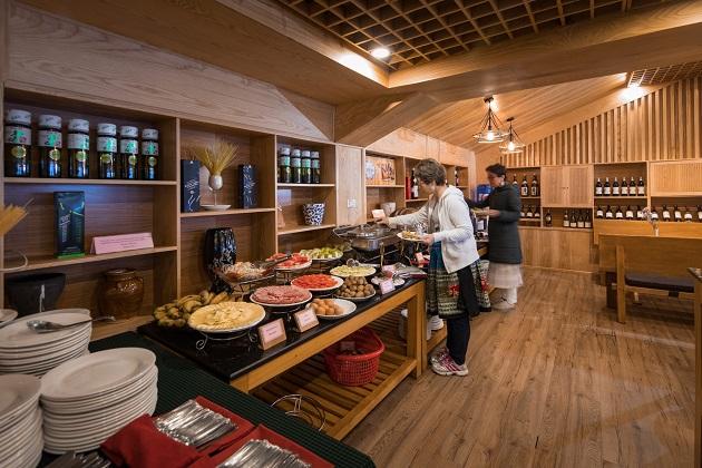 Combo Khách sạn Sapa Sunny Mountain