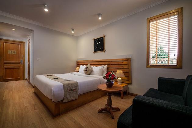 Combo Khách sạn Sunny Mountain Sapa