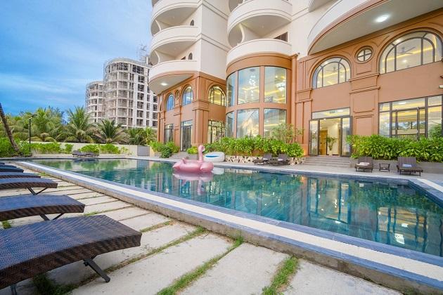 Combo Khách sạn The May Beach Phú Quốc