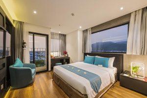 Combo The Code Hotel & Spa Đà Nẵng 3N2Đ + Vé máy bay khứ hồi