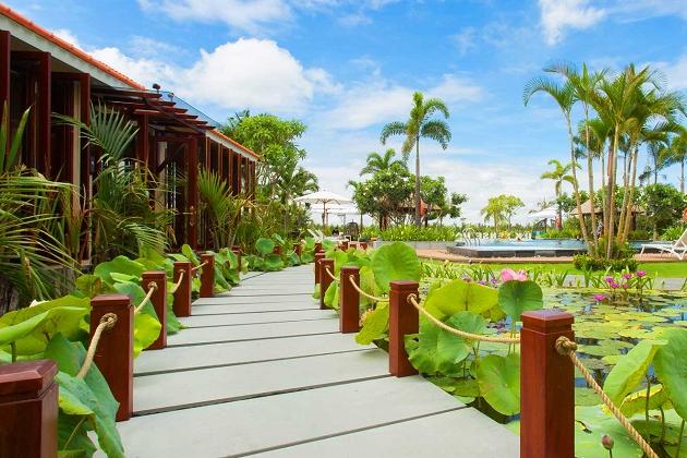 Combo Silk Sense Hội An River Resort