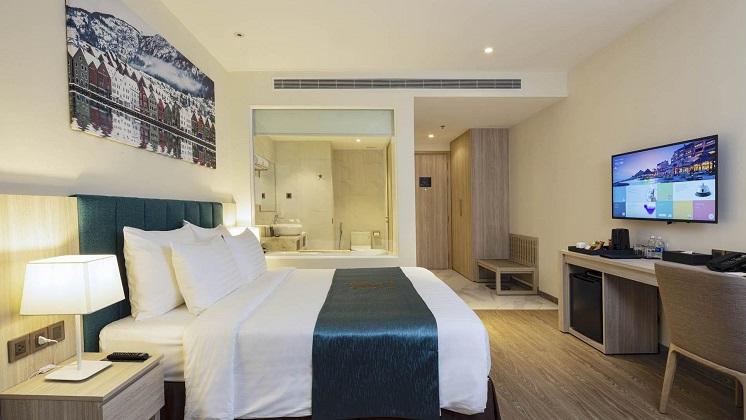 Khách sạn The Nest Nha Trang