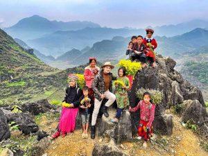 Bí kíp chinh phục du lịch Hà Giang tháng 1 | Chiêm ngưỡng cao nguyên đá nở hoa