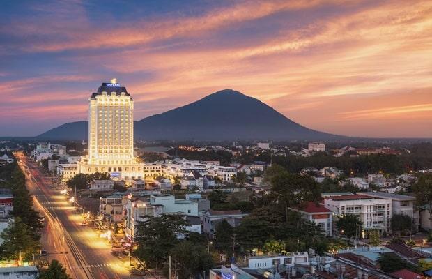 Khách sạn Tây Ninh - trung tâm thành phố