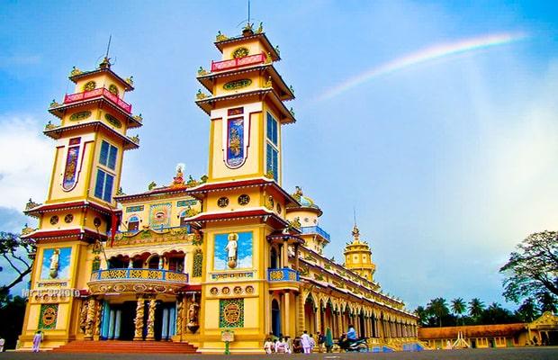 Các khách sạn Tây Ninh gần tòa thánh