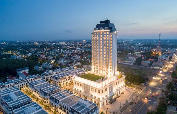 Khách sạn Tây Ninh Vinpearl