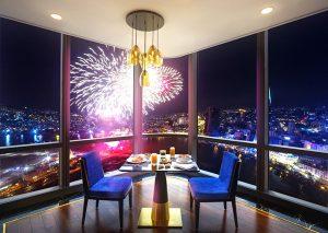 Combo Lễ tình nhân 2021 Vinpearl Luxury Landmark 81 giảm 35%