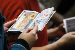 Thủ tục xin visa Việt Nam cho người Đài Loan