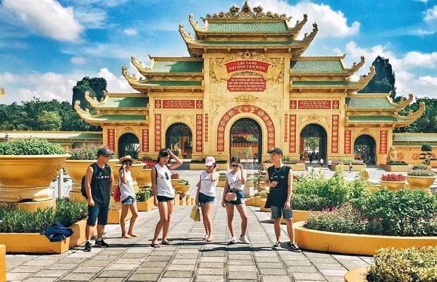 Tour Đà Nẵng miền Tây 3N2Đ   Thăm Sài Gòn – Tiền Giang – Bến Tre – KDL Đại Nam