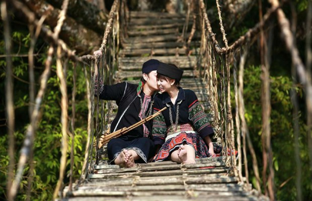 Tour Sapa Tả Phìn 2N1Đ   Tắm lá thuốc – trải nghiệm tinh hoa văn hóa dân tộc Dao