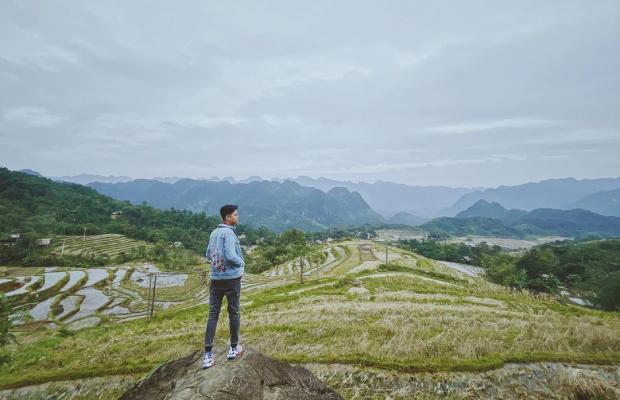 Tour Trekking Pù Luông 3 ngày 2 đêm | Khám phá bản làng, ngắm ruộng bậc thang