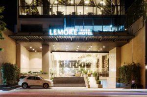 Khách sạn Lemore Nha Trang