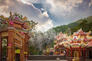 Tưng bừng chuẩn bị cho Lễ hội Núi Bà Đen ở Tây Ninh