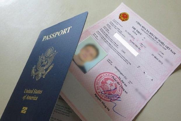 Chính sách thị thực của Việt Nam 2021