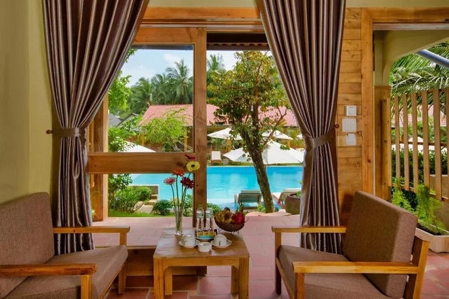 Combo 3N2Đ Resort Phú Quốc