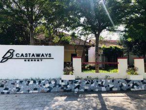 Combo Phú Quốc Castaways Resort 3N2Đ + Vé máy bay khứ hồi