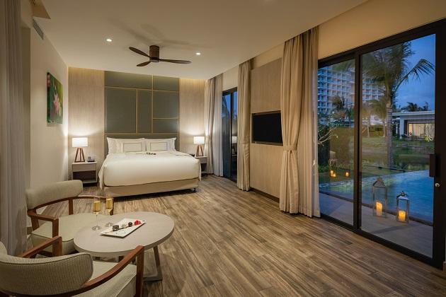 Combo Honeymoon Melia Hồ Tràm Beach Resort