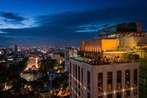 Combo Honeymoon 3N2Đ Hôtel des Arts Saigon + Vé máy bay