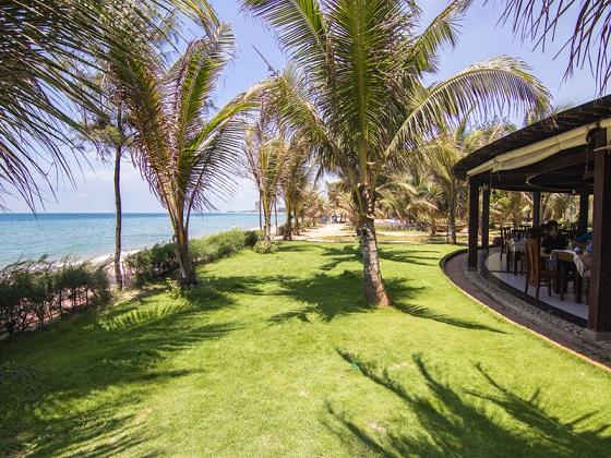 Combo Hương Phong Hồ Cốc Beach Resort
