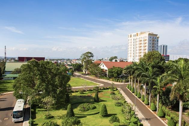 Khách sạn Dakruco Buôn Ma Thuột