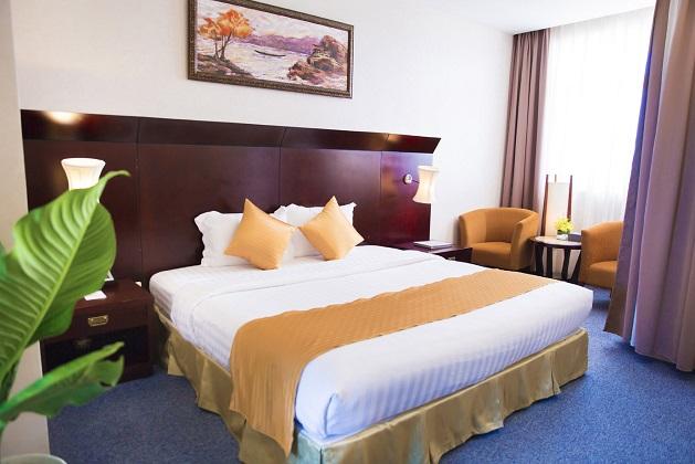Combo Khách sạn Dakruco Buôn Ma Thuột