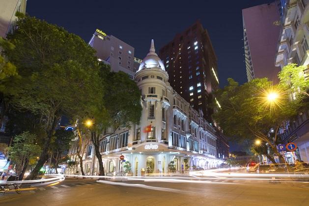 Combo Khách sạn Grand Sài Gòn