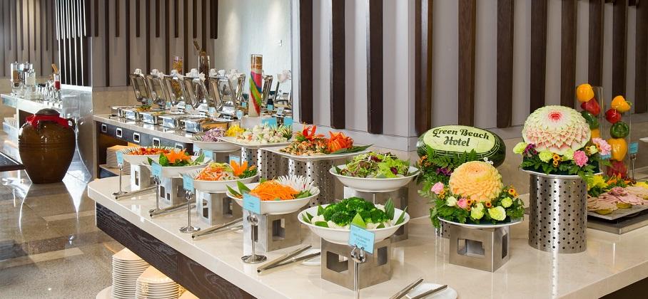 Khách sạn Green Beach Nha Trang