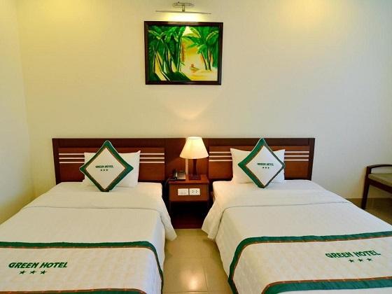 Combo 2N1Đ Khách sạn Green Vũng Tàu